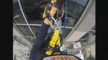 IMAGES: Lynda Loveland goes 'Over the Edge' for Special Olympics