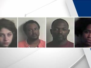 Four charged in double fatal Bladen County home invasion