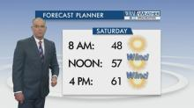 Outlook for Saturday, Oct. 22, 2016