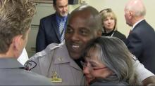 Butler retires, Wright to be Cumberland County's first black sheriff