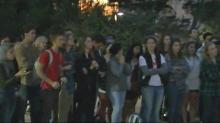 NC State students gather in 'post-election solidarity'