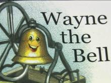 Wayne County bell is the main character of children's book