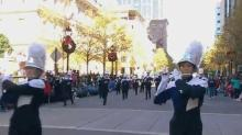 Smoke could affect Raleigh Christmas Parade