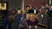 IMAGES: Hundreds gather for celebration of life held for late NCCU chancellor