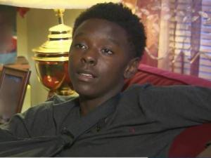 Three days after Sanford parade shooting, victim says he wasn't the target