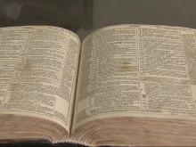 Durant family bible believed to be oldest book in NC