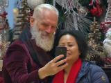Getting hip: Santa using tech to make holidays special
