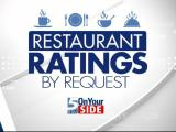 Restaurant Ratings Dec. 23, 2016