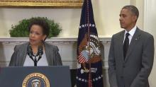IMAGE: Durham-raised Loretta Lynch nearing the end of time as U.S. Attorney General