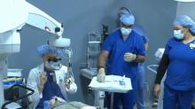 IMAGE: Duke Eye Center provides NC with new procedure to save patients' vision