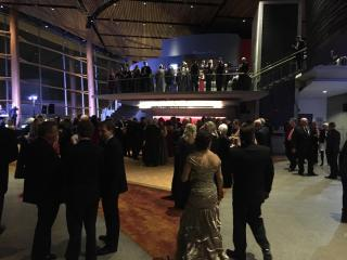 The North Carolina Society Ball is the final Inaugural Ball of the weekend for North Carolinians living in Washington, D.C., regardless of party affiliation.