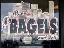 Big Steve's Bagels and Deli blend north and south