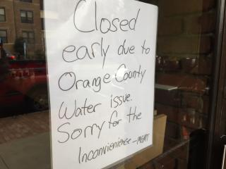 State of emergency declared in Chapel Hill due to water shortage