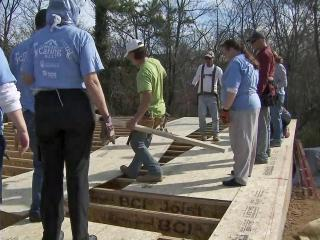 In an effort to build affordable housing for people in the area, WRAL is partnering with Habitat for Humanity to build houses in Wake, Durham, Orange and Cumberland counties.