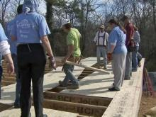WRAL partners with Habitat for Humanity