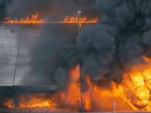 Have you seen this video? I-85 fire in Atlanta, gator in furniture store, fishing with drones
