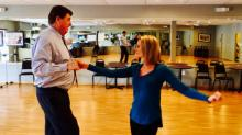 IMAGES: WRAL's Amanda Lamb is dancing for a cause
