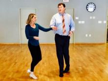 WRAL's Amanda Lamb is dancing for a cause.