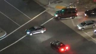 Have you seen this video? Police chase, $300,000 restroom, fish...