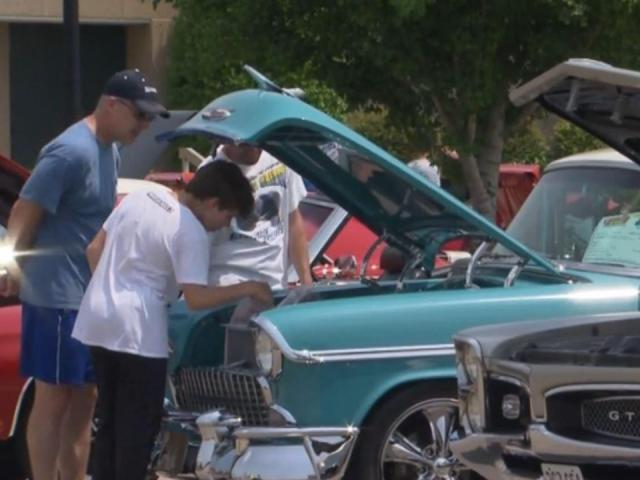 Have You Seen This Video Good Guys Auto Show Spring Snow Storm - Good guys auto