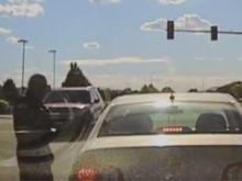 Have You Seen This Video? Close call for police officer
