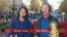 IMAGE: Bill Leslie: The history of the Raleigh Christmas Parade