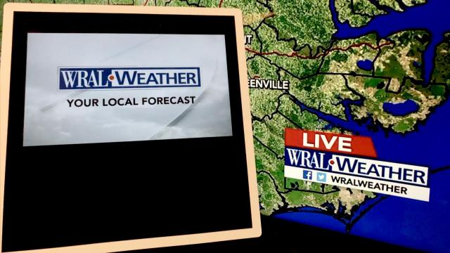 WRAL Doppler radar now streaming on Amazon Echo Show, Spot