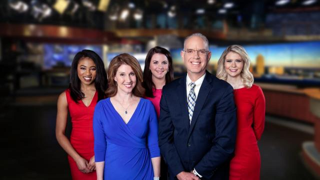 WRAL announces weather team lineup: Elizabeth Gardner to