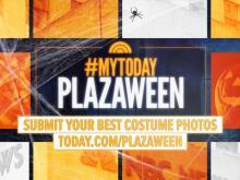 #MyTodayPlazaween