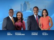 WRAL announces anchor team changes
