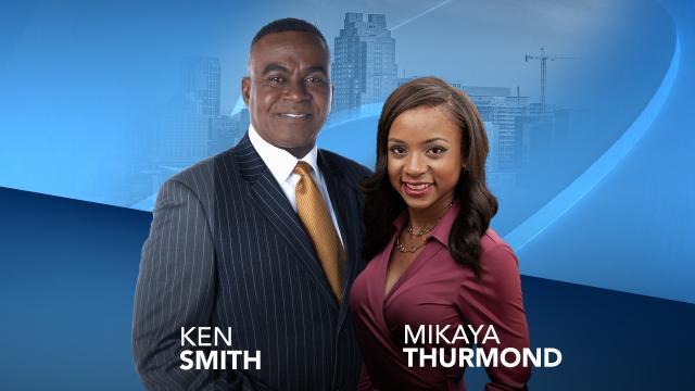Ken Smith and Mikaya Thurmond