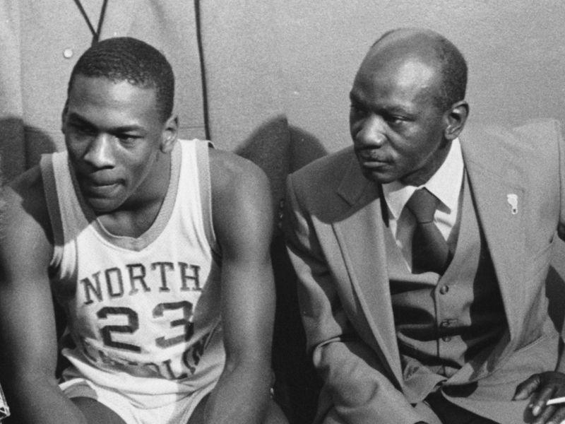 Michael Jordan's journey through grief