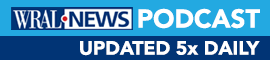 Listen & Subscribe to the WRAL News Daily Podcast!