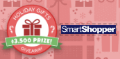 Win Cash for Holiday Gifts