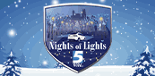 WRAL Nights of Lights