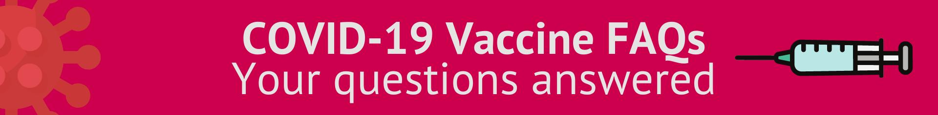 Vaccine County Info