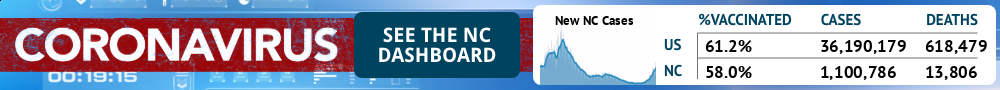Coronavirus News North Carolina