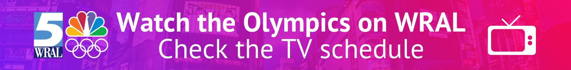 Olympics TV Schedule Promo