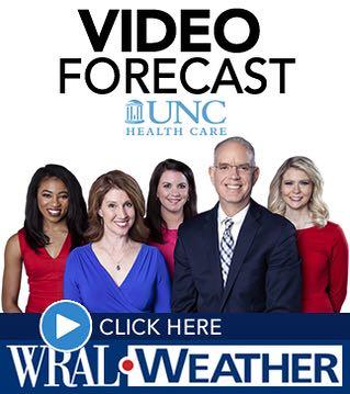 WRAL WeatherCenter Forecast :: WRAL com